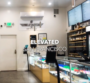 Elevated SF dispensary