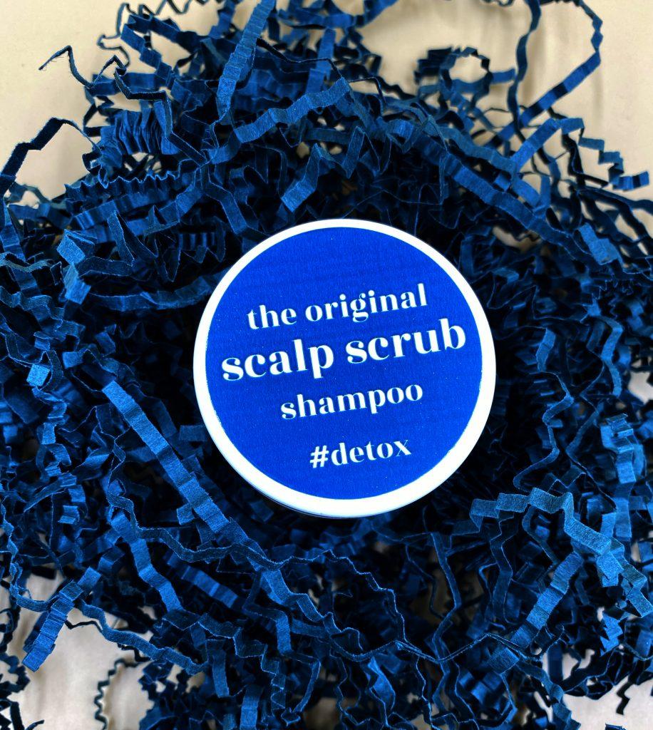 Purifying Christophe Robin Scalp Scrub with Sea Salt