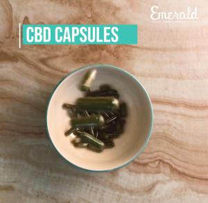 Homemade CBD Capsules
