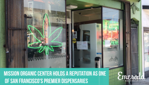tour of San Francisco's Mission Organic Dispensary