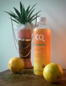Cannabis Quencher's Old Fashioned Lemonade