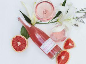 cannabis-infused rosés wines