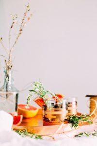 Morning CBD Mocktail
