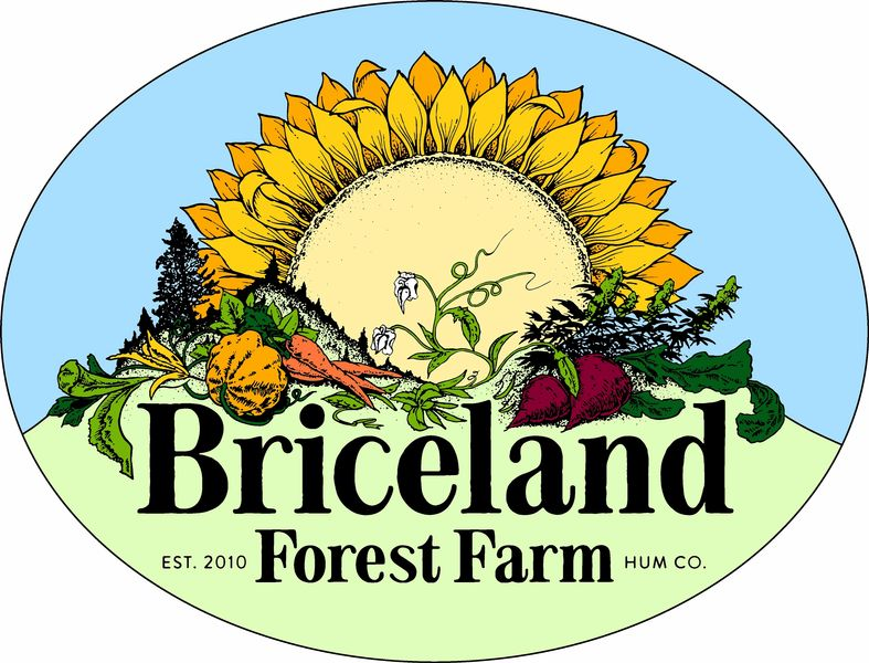Briceland Forest Farm logo