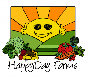 happyday farms on sun+earth series