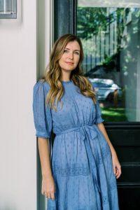 Founder of Molly Jones, Shaina Kerrigan