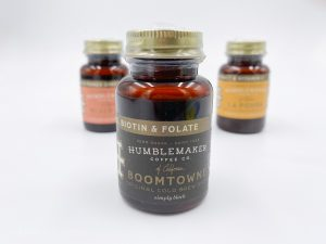 Humblemaker Cold Brew Shots packaging