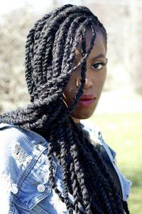Felisha George Picture by Jamila Muschette