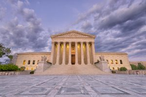 U.S. Supreme Court aka SCOTUS building