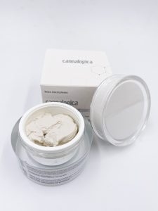 Cannalogica Deep Cleanse Face Masque skincare product
