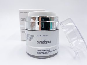 Cannalogica Daily Calming Moisturizer , skincare product