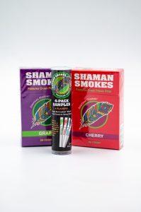 Shaman Smokes CBD Cigarettes