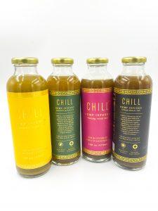 Chill CBD-Infused Teas