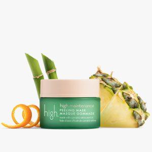 High beauty product: High Maintenance Cannabis Peeling Mask