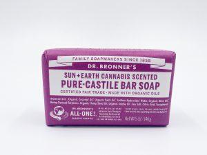 Dr. Bronner's organic soap