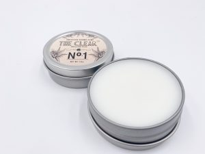The Clear's CBD-infused Salve